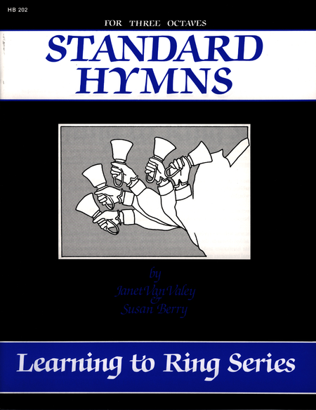 Cover of Learning to Ring Standard Hymns