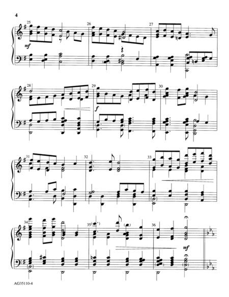 Page 3 of Percussive Praise