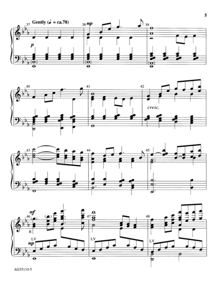 Page 4 of Percussive Praise