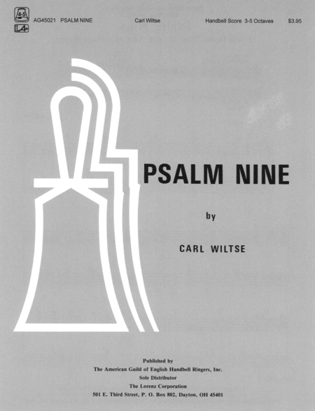 Cover of Psalm 9