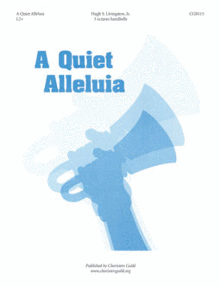 Cover of A Quiet Alleluia