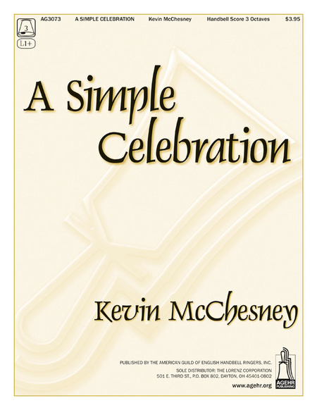 Cover of A Simple Celebration