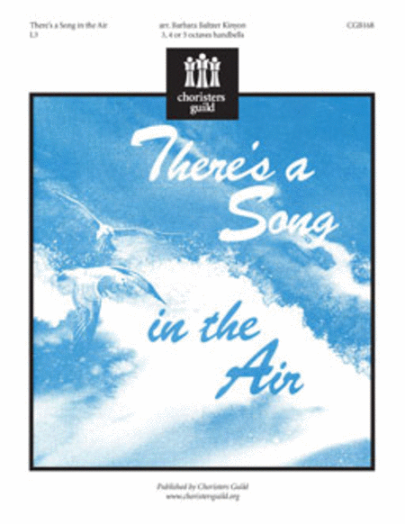 Cover of There's a Song in the Air