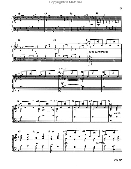 Page 3 of A German Christmas - Handbell Part