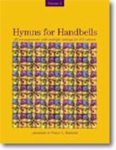 Cover of Hymns for Handbells - Volume 1