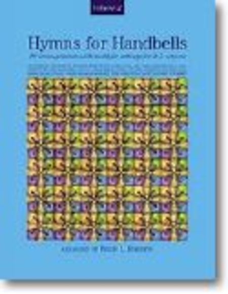 Cover of Hymns for Handbells - Volume 2