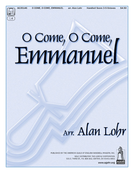Cover of O Come! O Come, Emmanuel!