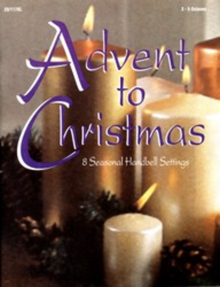 Cover of Advent to Christmas