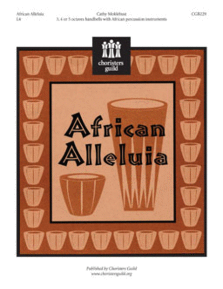Cover of African Alleluia