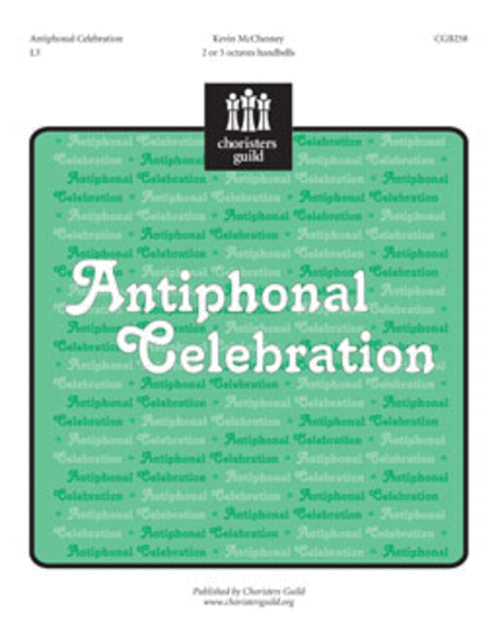 Cover of Antiphonal Celebration