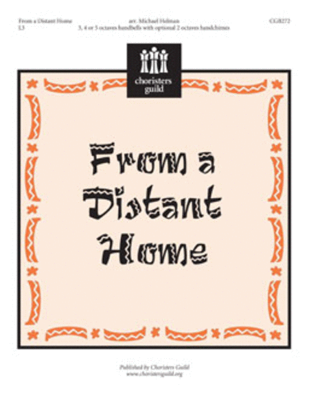 Cover of From a Distant Home