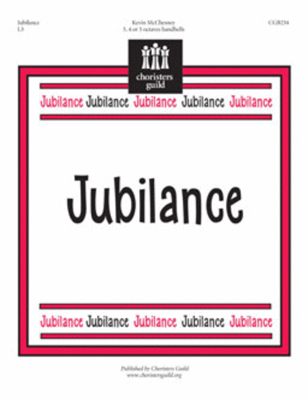 Cover of Jubilance