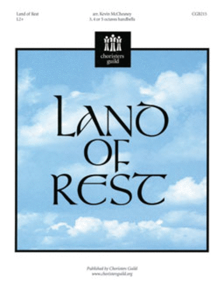 Cover of Land of Rest