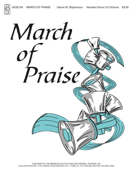 Cover of March of Praise