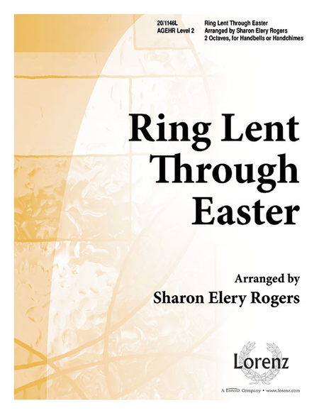 Cover of Ring Lent Through Easter