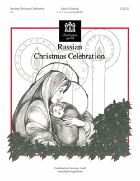 Cover of Russian Christmas Celebration