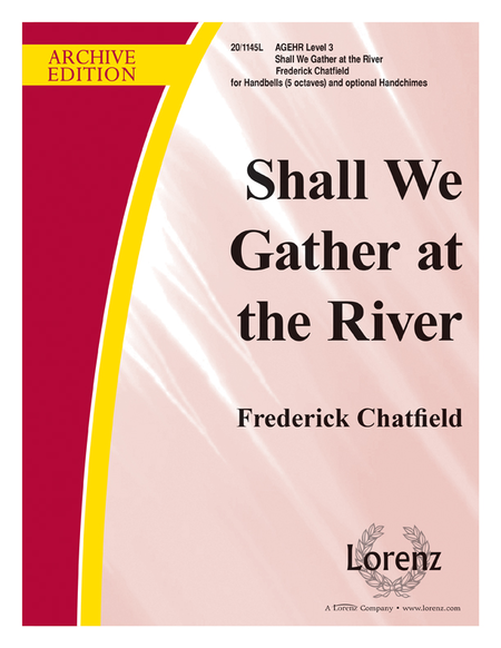 Cover of Shall We Gather at the River?