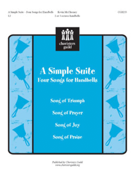 Cover of A Simple Suite