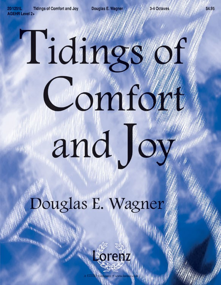 Cover of Tidings of Comfort and Joy