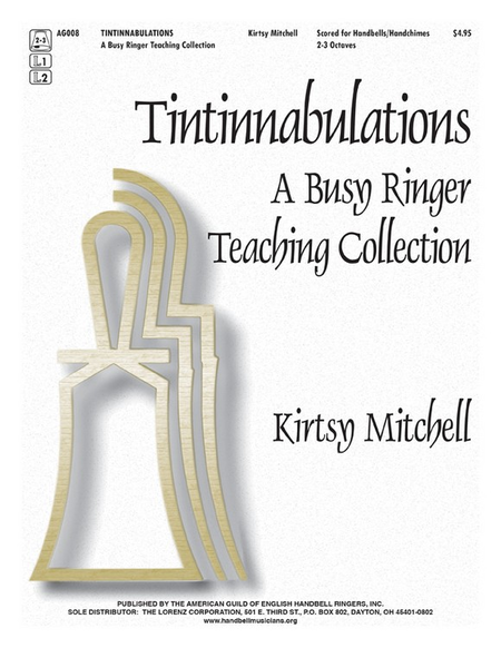 Cover of Tintinnabulations