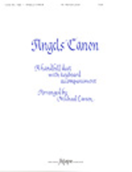 Cover of Angels' Canon