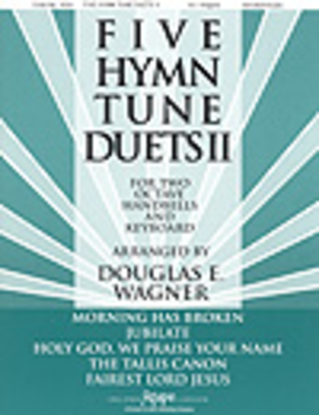 Cover of Five Hymn Tune Duets II