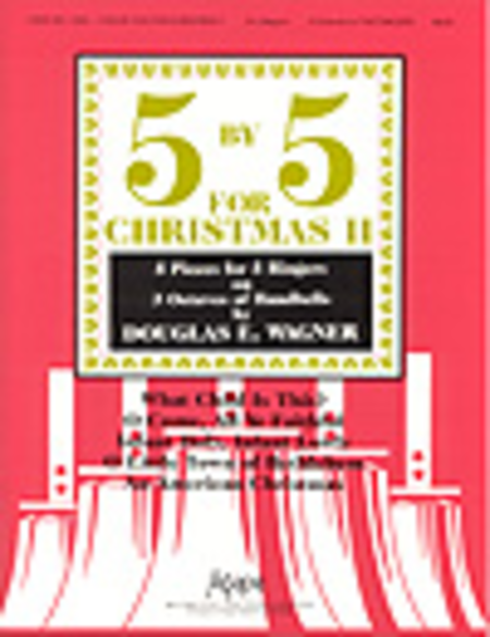 Cover of Five-By-Five for Christmas II