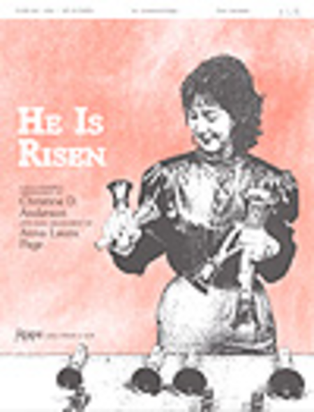 Cover of He is Risen