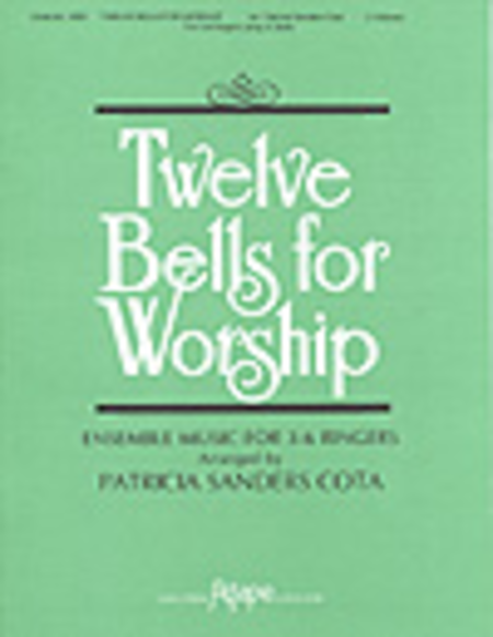 Cover of Twelve Bells for Worship