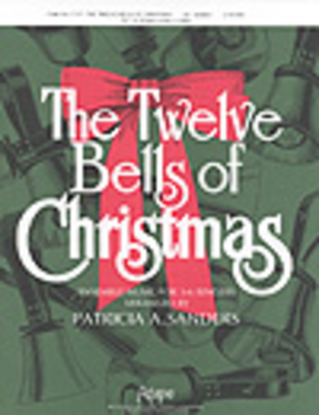 Cover of The Twelve Bells of Christmas