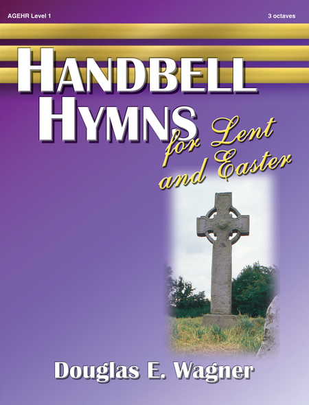 Cover of Handbell Hymns for Lent and Easter