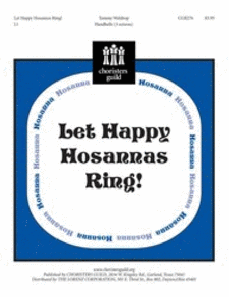Cover of Let Happy Hosannas Ring