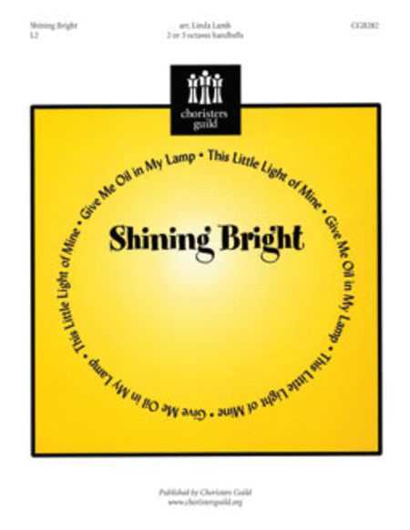 Cover of Shining Bright