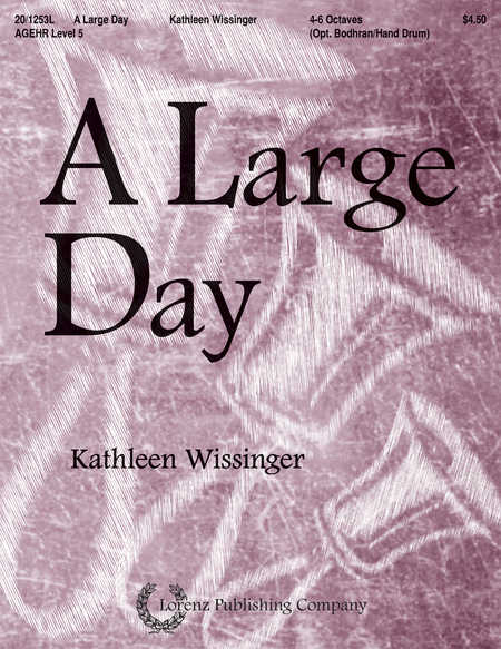 Cover of A Large Day