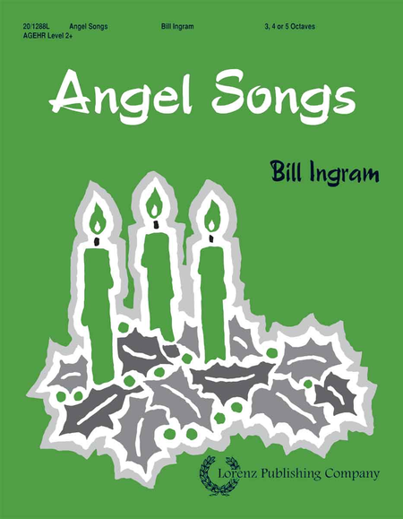 Cover of Angel Songs