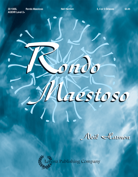 Cover of Rondo Maestoso