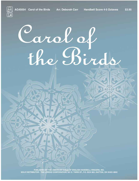 Cover of Carol of the Birds