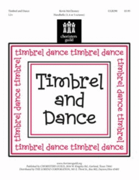 Cover of Timbrel and Dance