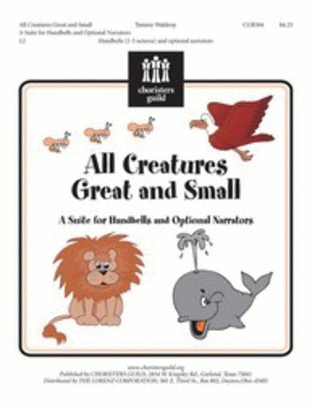 Cover of All Creatures Great and Small