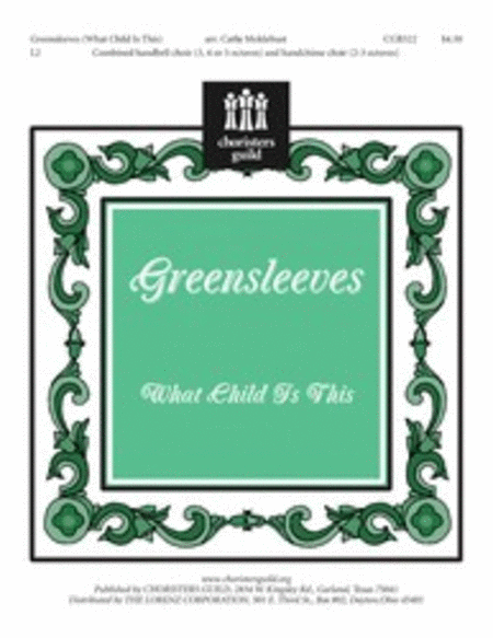 Cover of Greensleeves