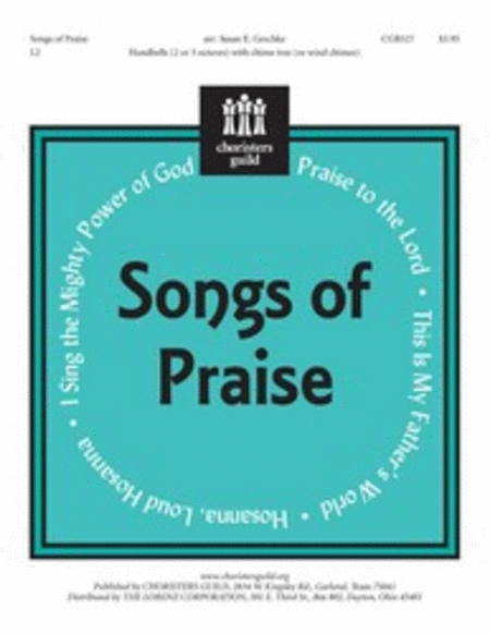 Cover of Songs of Praise