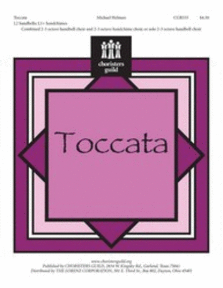 Cover of Toccata