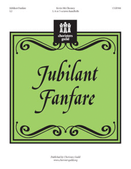 Cover of Jubilant Fanfare