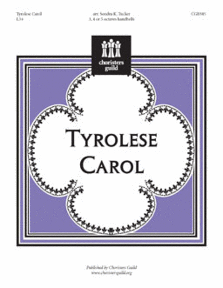 Cover of Tyrolese Carol