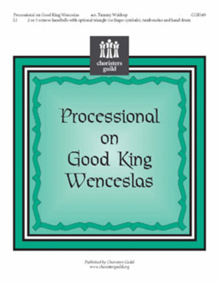 Cover of Processional on Good King Wenceslas