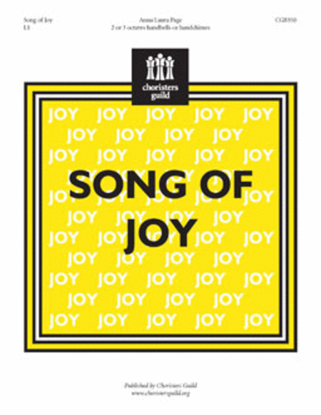 Cover of Song of Joy
