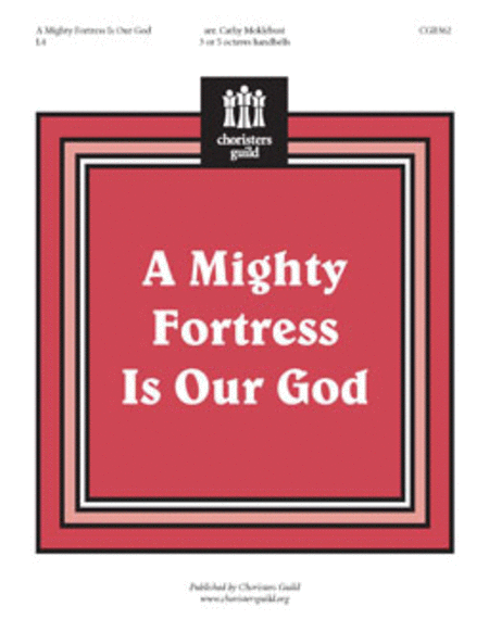 Cover of A Mighty Fortress Is Our God