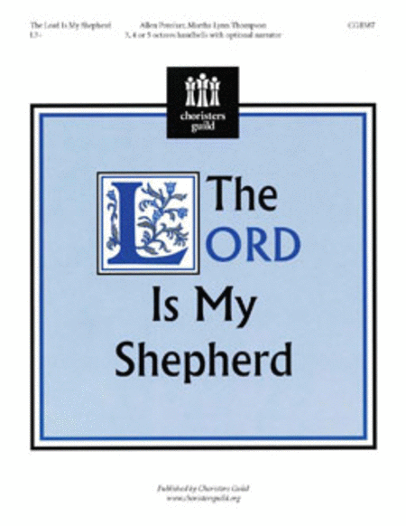 Cover of The Lord Is My Shepherd