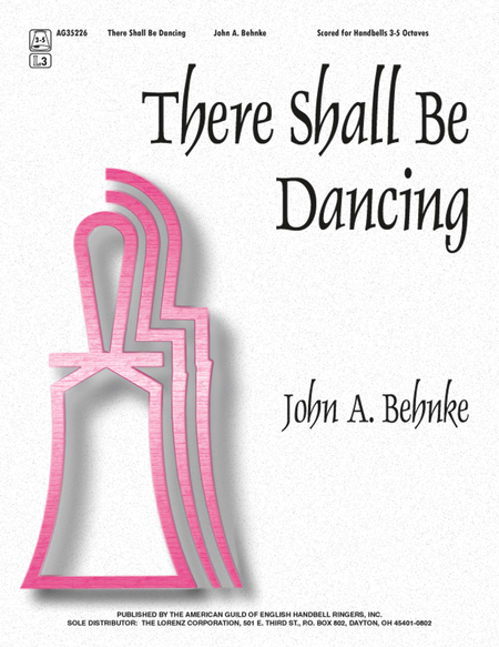 Cover of There Shall Be Dancing