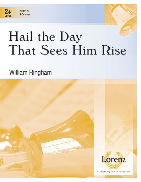 Cover of Hail the Day That Sees Him Rise